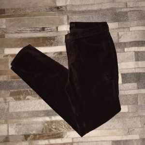 ⚡️ J brand corduroy purple pants sz 28 💜 Jbrand